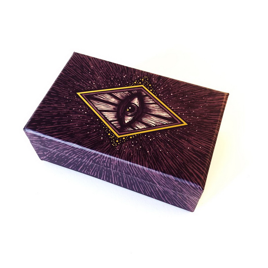 The Light Visions Tarot Deck 2nd Limited Edition