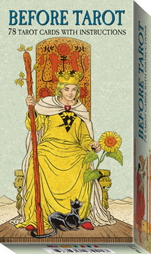 Before Tarot Deck