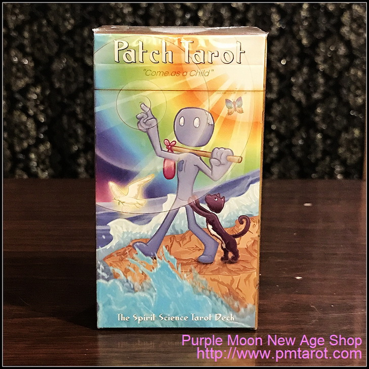Patch Tarot 2nd Edition