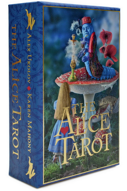 The Alice Tarot — Standard Size 2nd Limited Edition