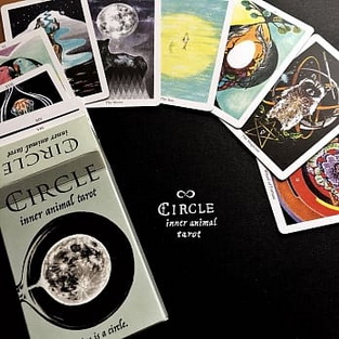 Circle - Inner Animal Tarot (內在動物塔羅)