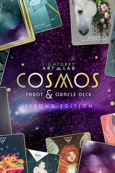 Cosmos Tarot & Oracle Deck: Second Limited Edition