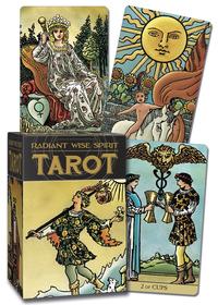 Radiant Wise Spirit Tarot  (Pre-Order July 2019)