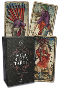 Sola Busca Tarot: Museum Quality Kit (Pre-Order July 2019)