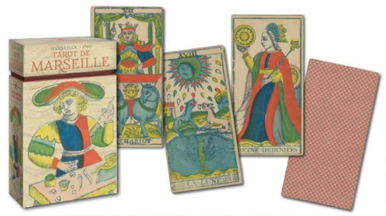 Tarot De Marseille : Marseille 1760 - Limited Edition (Pre-Order July 2019)