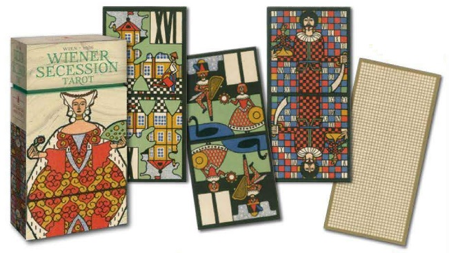 Wiener Secession Tarot : Wien 1906 - Limited Edition (Pre-Order October 2019)
