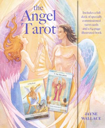 The Angel Tarot : Includes a Full Deck of 78 Specially Commissioned Tarot Cards and a 64-Page Illustrated Book