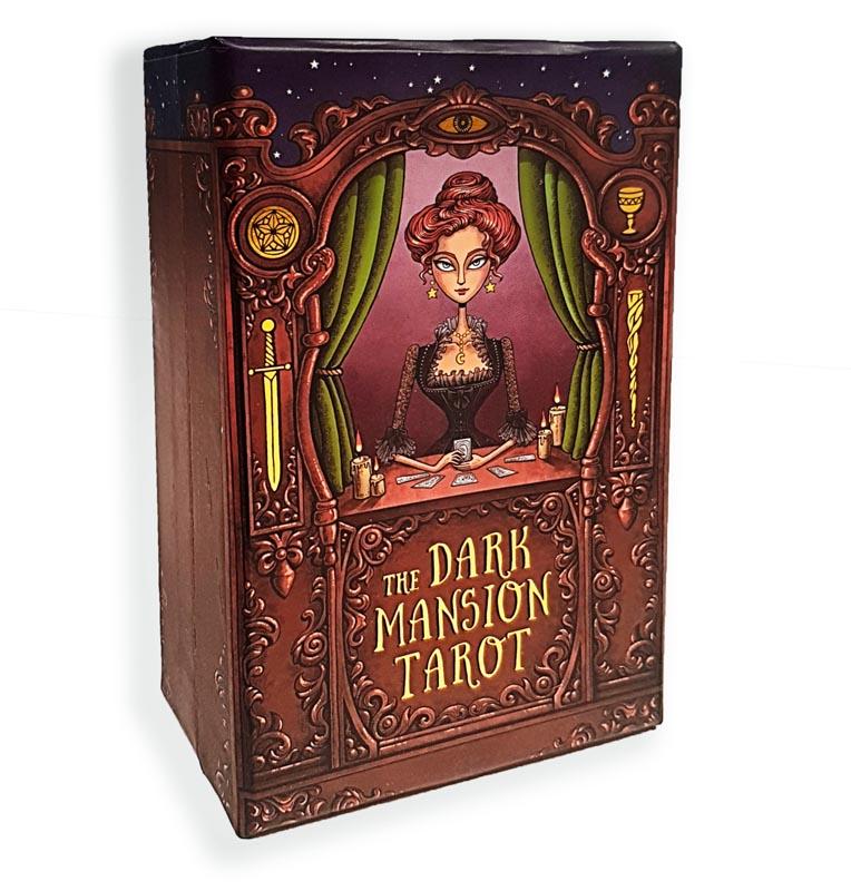 The Dark Mansion Tarot - Regular Edition