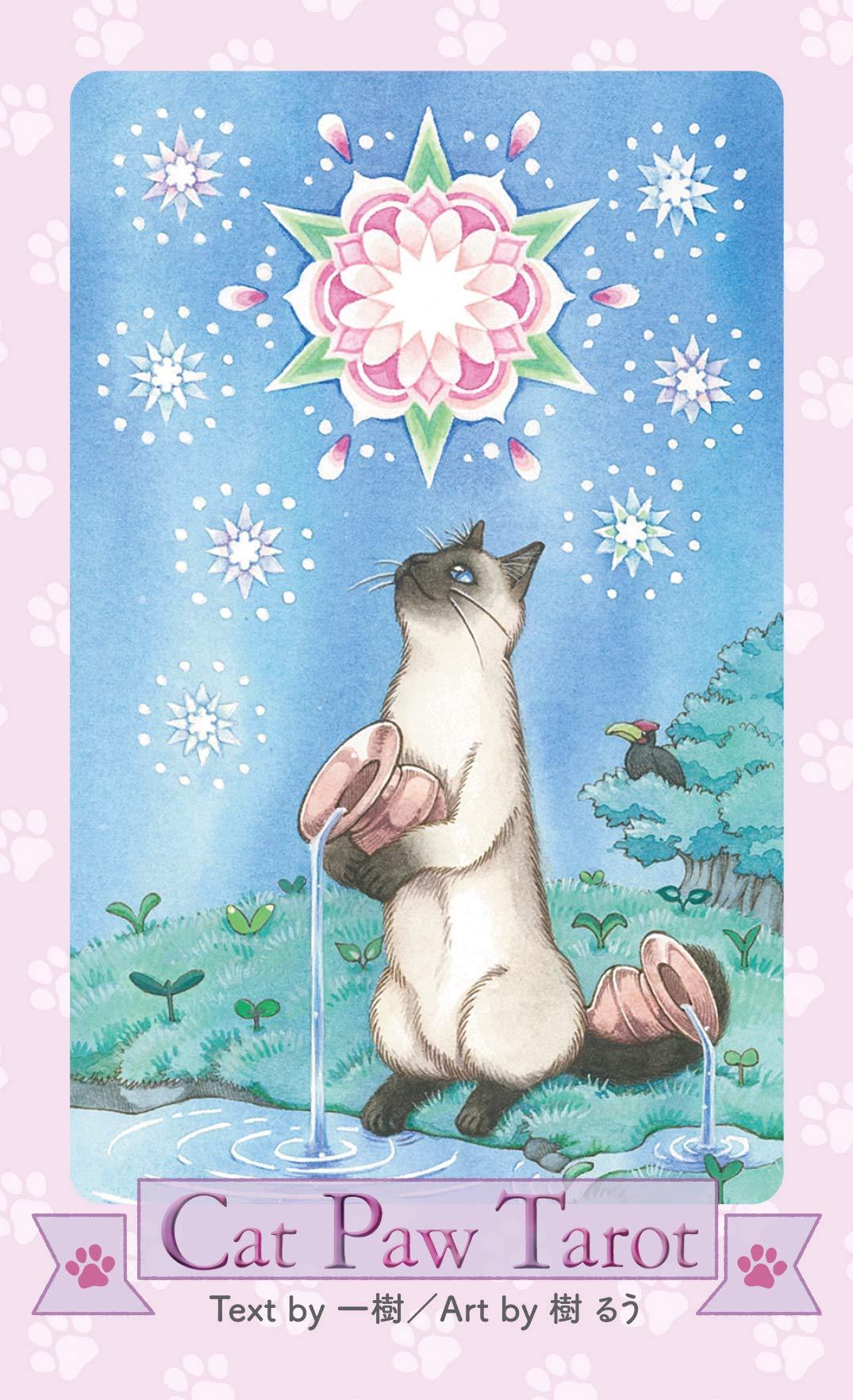 Cat Paw Tarot