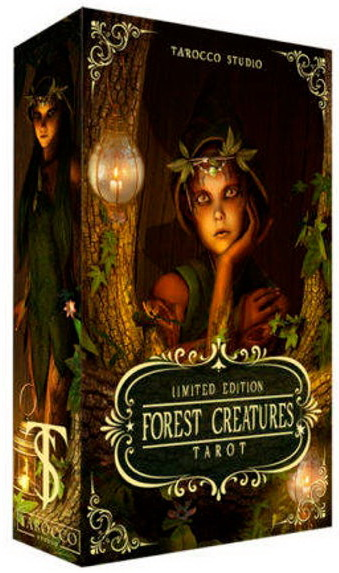 Forest Creatures Tarot Limited Edition