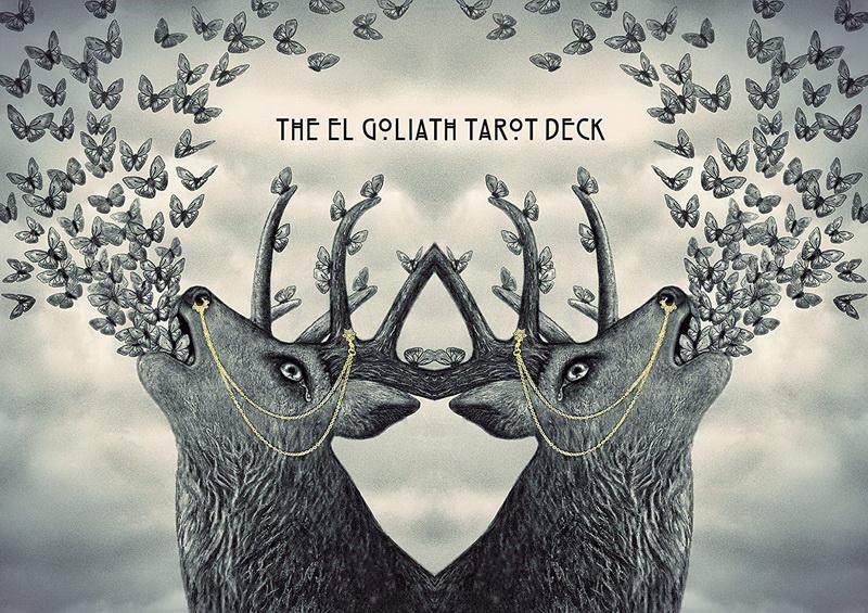 El Goliath Tarot Deck