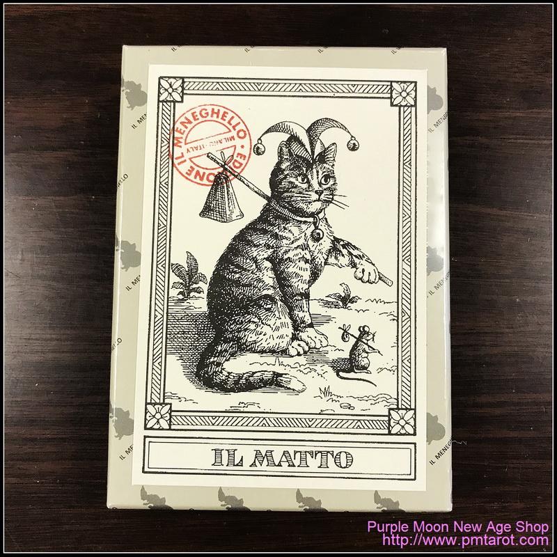 I Gatti Originali Tarot (Cats Tarot)