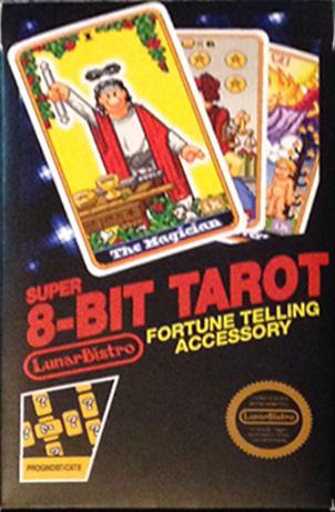 Super 8-Bit Tarot
