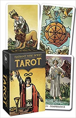 Radiant Wise Spirit Tarot Mini Size