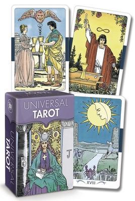 Universal Tarot Mini Size