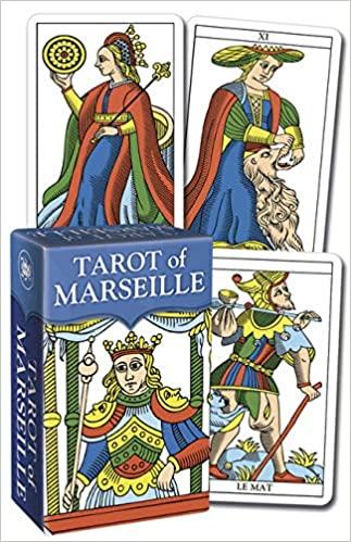 Tarot of Marseille Tarot Mini Size