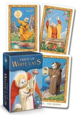 Tarot of the White Cats Mini Size