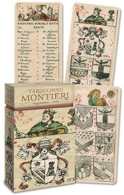 Tarocchino Montieri : Bologna 1725 - Limited Edition