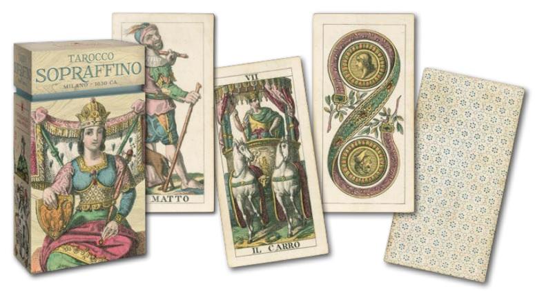 Tarocco Sopraffino : Milano 1830 - Limited Edition