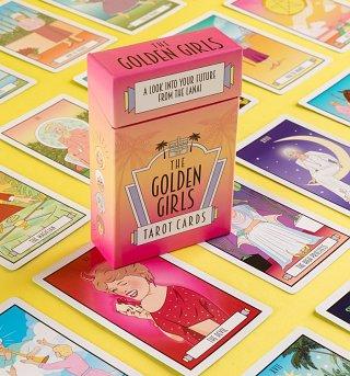 The Golden Girls Tarot Card