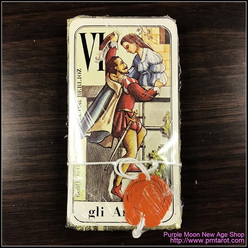 Tarot of Music (22 cards)