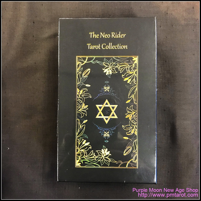 The Neo Rider Tarot Collection - The Shadow Deck