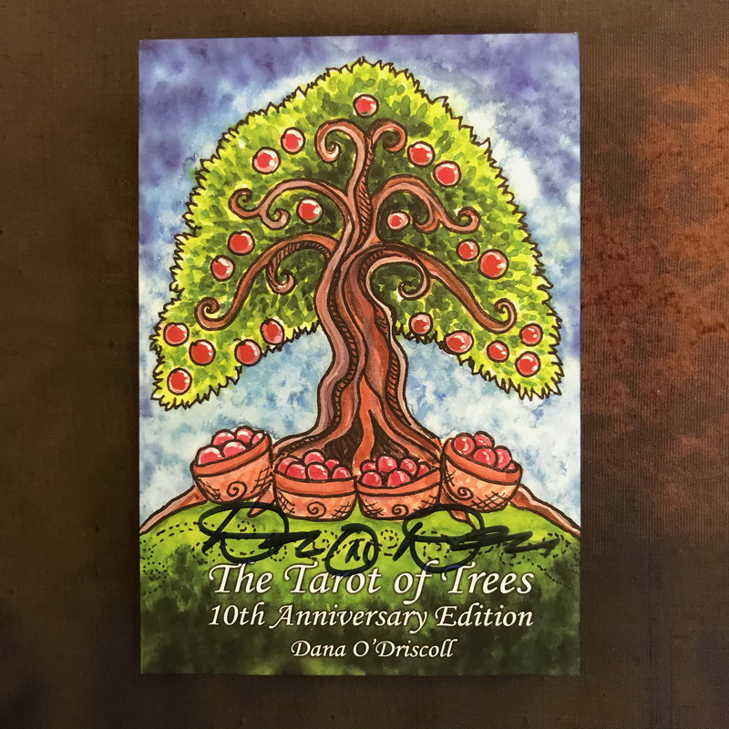 Tarot of Trees 4rd Edition - 10th Anniversary Edition