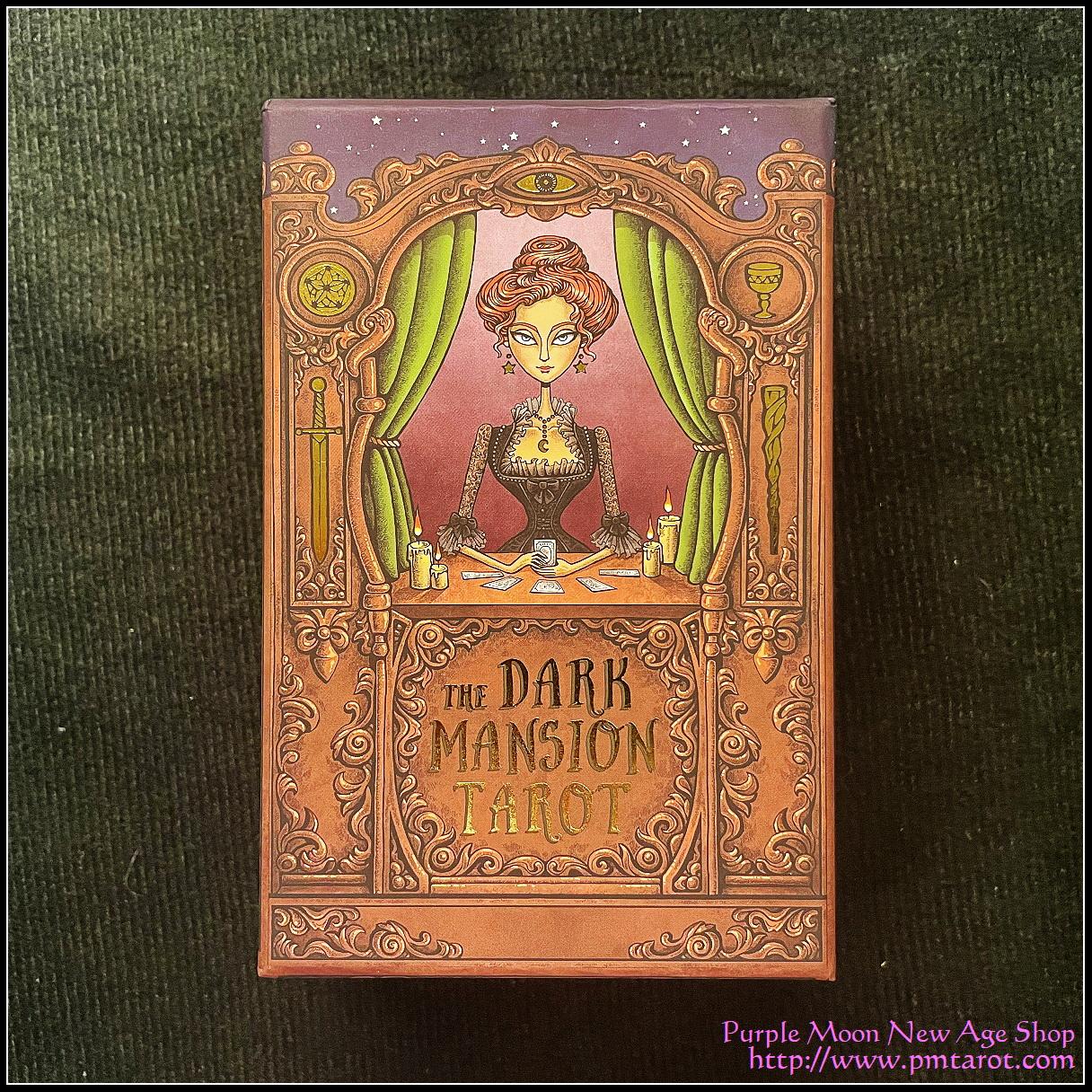 The Dark Mansion Tarot - Regular 4th Edition
