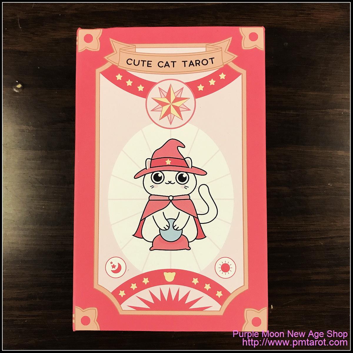 Cute Cat Tarot