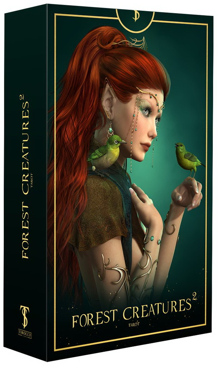 Forest Creatures Tarot Limited 2nd Edition