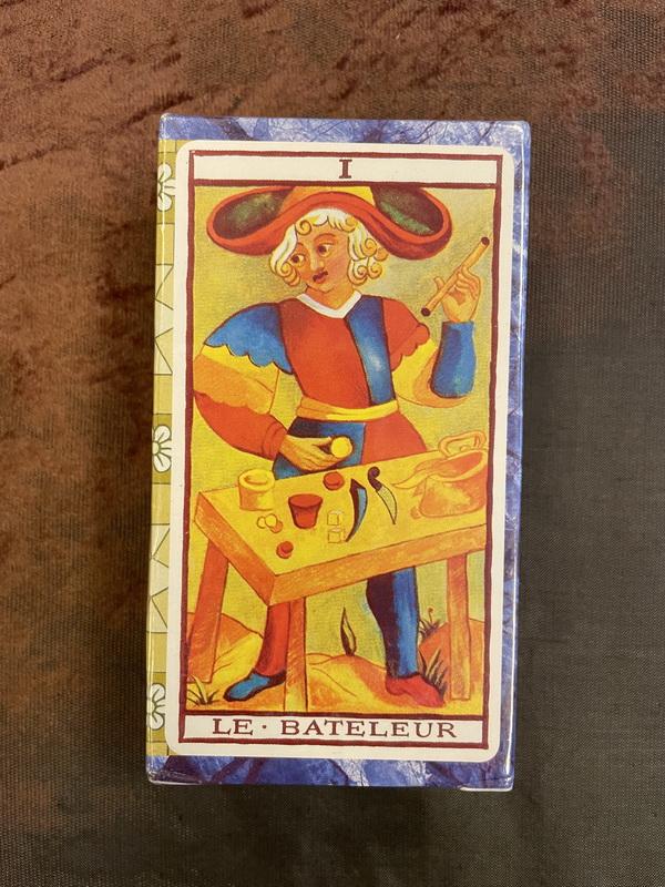 Le Tarot de Marseille (The Tarot of Marseilles)