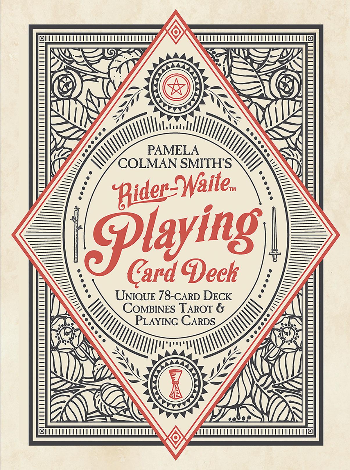 Rider-Waite™ Playing Card Deck