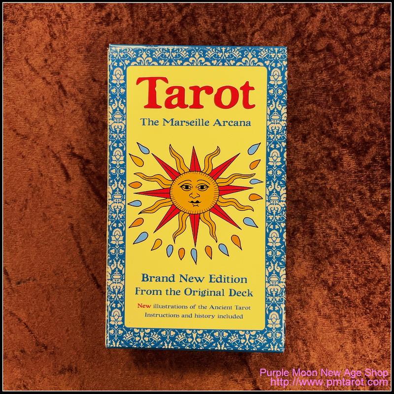 Tarot: The Marseille Arcana