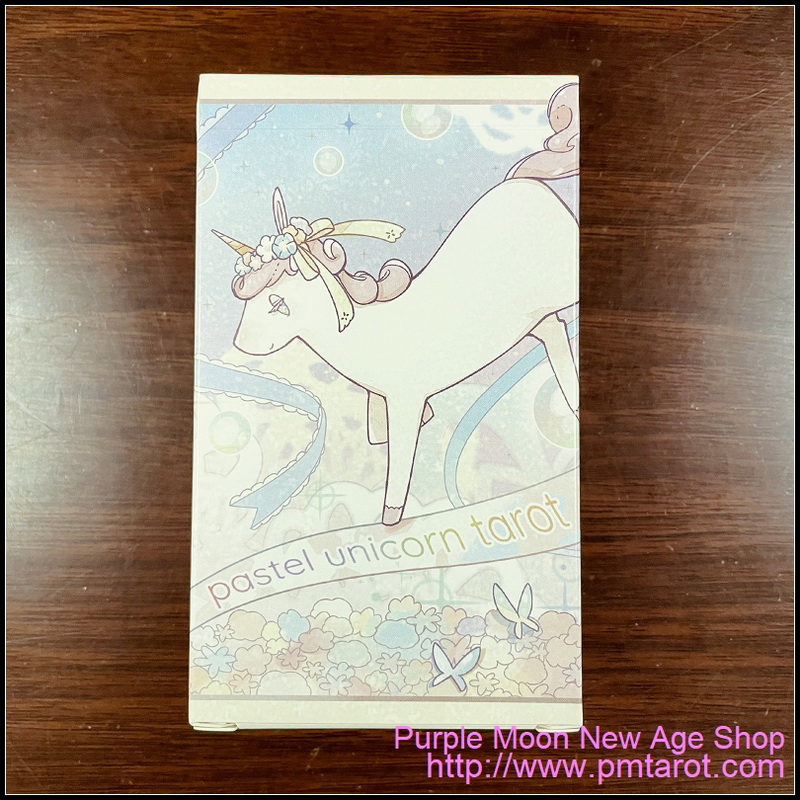 Pastel Unicorn Tarot (Japanese Deck)