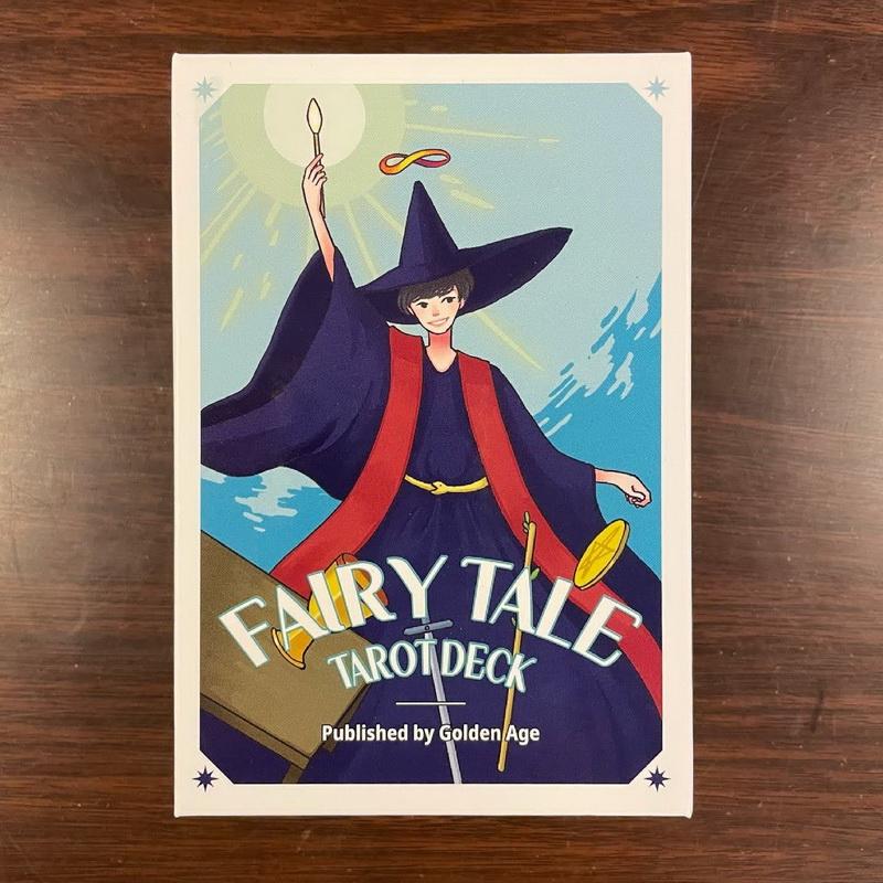 Fairy Tale Tarot Deck