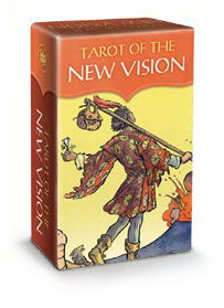 Tarot of the New Vision Mini Size