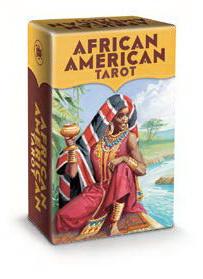 African American Tarot Mini Size