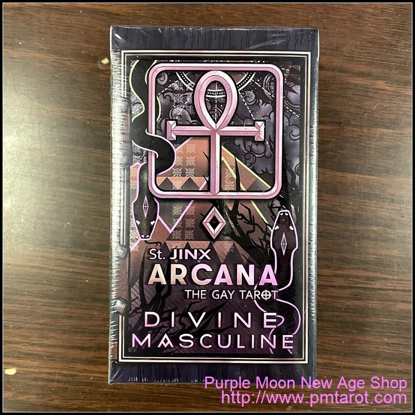 St. Jinx Arcana Divine Masculine XXX Borderless Edition w/ Zodiac expansion