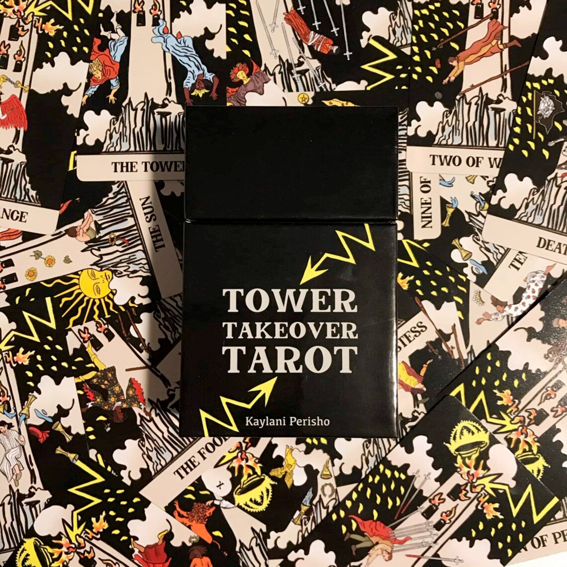Tower Takeover Tarot