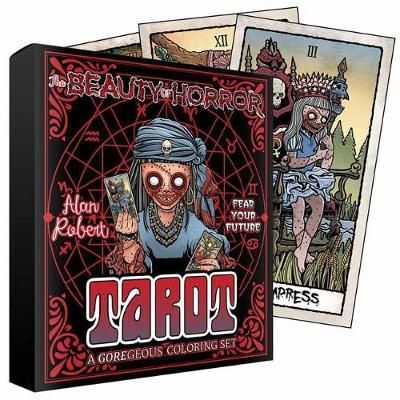 The Beauty of Horror: Fear Your Future Tarot Deck