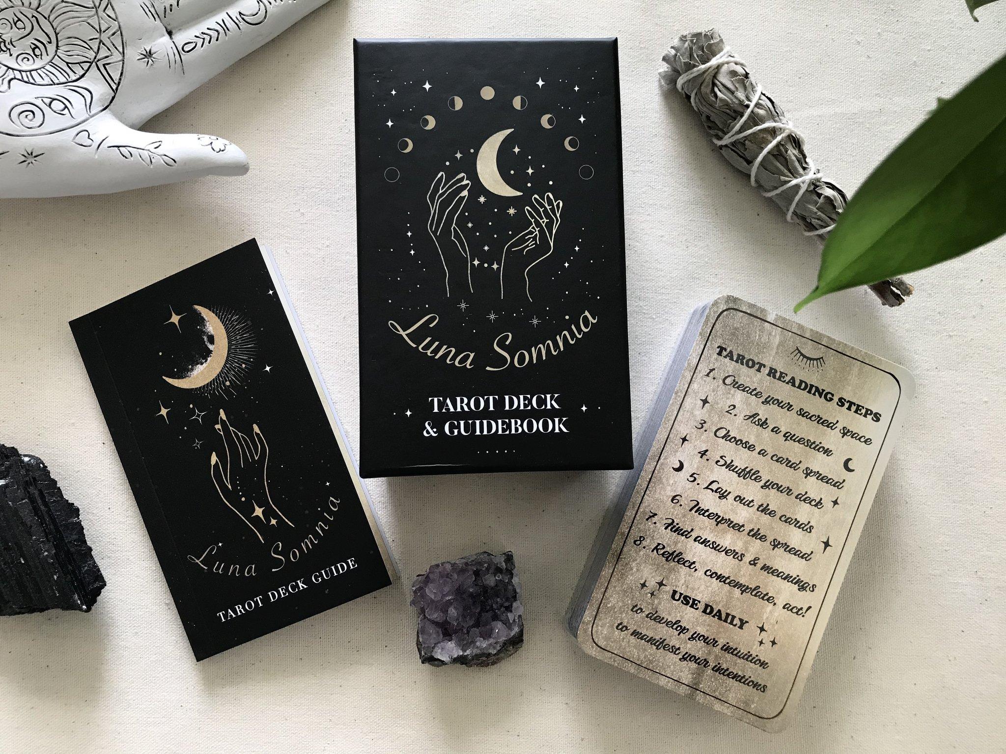 Luna Somnia Tarot