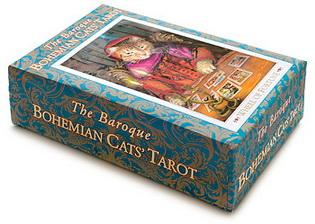 Baroque Bohemian Cats Tarot 3rd Edition