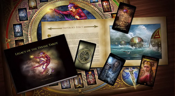 Legacy of the Divine Tarot Special Edition