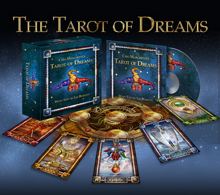 The Tarot Of Dreams Deck and CD Box Set - Signed Edition