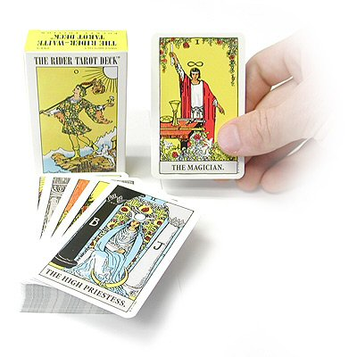 Rider Waite Tarot Deck - Pocket Size