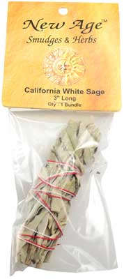 White Sage Smudge Stick 3