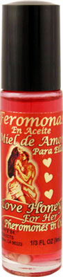 Pheromone Oil Perfume Honey Of Love For Her