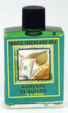 Wage Increase oil