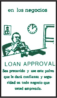 Loan Approval Sachet Powder