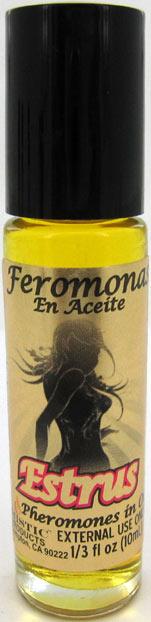 Pheromone Oil Perfume Estrus